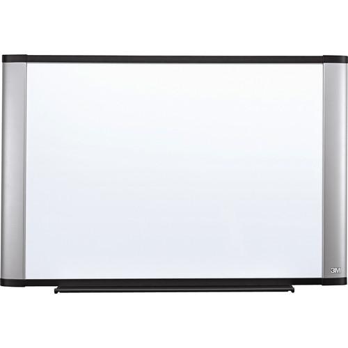 "3M M3624A 36 x 24"" Melamine Dry Erase Board (Aluminum Frame)"