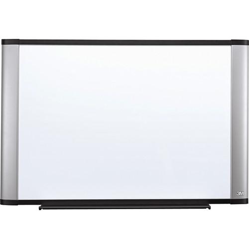 "3M M7248A 72 x 48"" Melamine Dry Erase Board (Aluminum Frame)"
