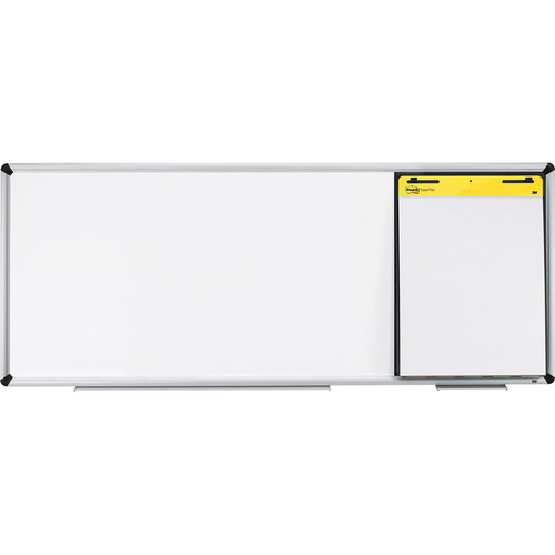 "3M CB6538FA 65 x 38"" Collaboration Board with Aluminum Frame"