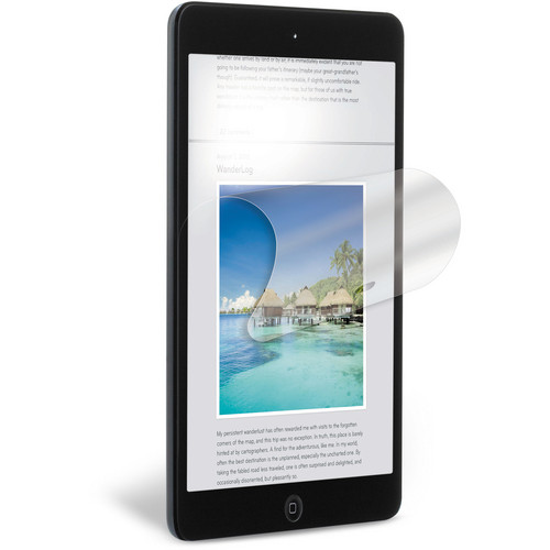 3M Natural View Anti-Glare Screen Protector for Apple iPad mini & mini Retina
