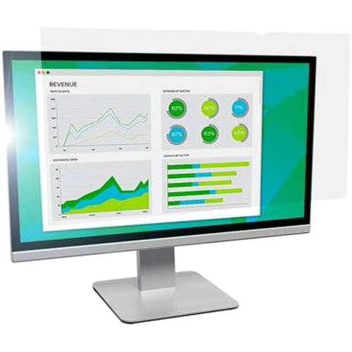 "3M 3M Anti-Glare Filter for 22""Widescreen Monitor(1610) for 22""LCD Monitor 1610 Unframed for Displays"