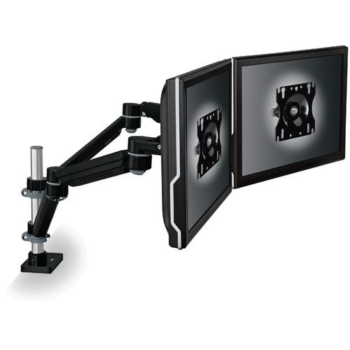 3M Easy Desk Mount Dual Monitor Arm