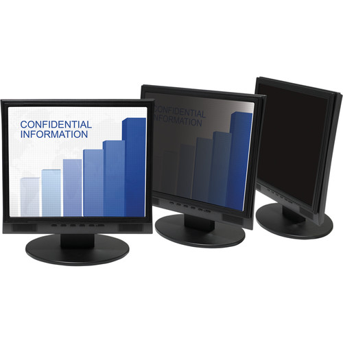 """3M PF19.0 LCD Privacy Filter for 19.0"""" LCD Monitors Displays"""