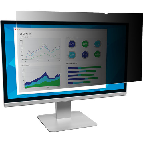 """3M Privacy Filter For 21.5"""" Widescreen Monitors"""