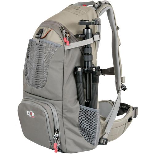 Clik Elite Medium Nature Backpack (Gray)