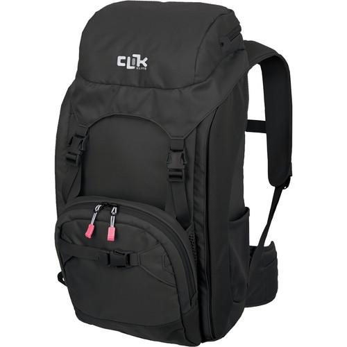 Clik Elite Escape Backpack (Black)