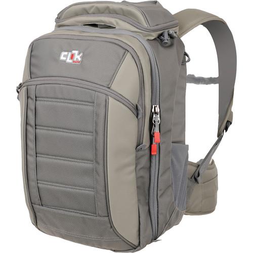 Clik Elite Pro Express Backpack (Gray)