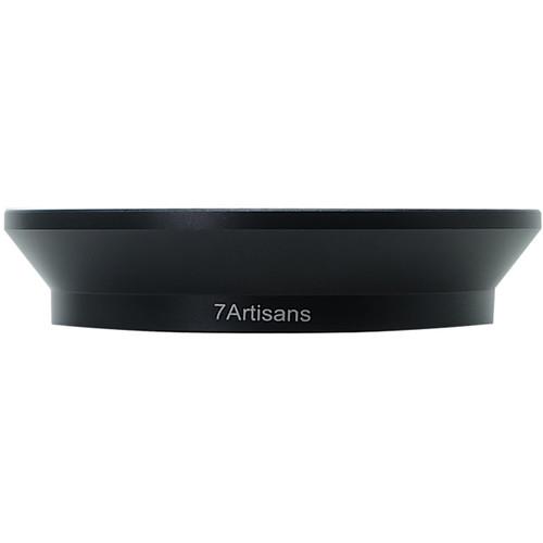 7artisans Photoelectric HD-77 Lens Hood for 12mm f/2.8 Lens (77mm, Black)