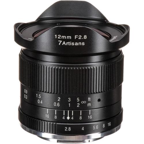 7artisans Photoelectric 12mm f/2.8 Lens for Fujifilm X
