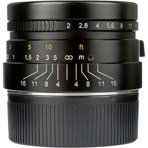 7artisans Photoelectric 35mm f/2 Lens for Leica M (Black)