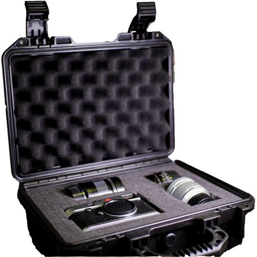 7artisans Photoelectric Hard Case with Foam (Black)