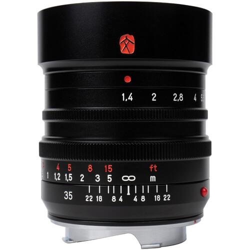7artisans Photoelectric M35mm f/1.4 Lens for Leica M