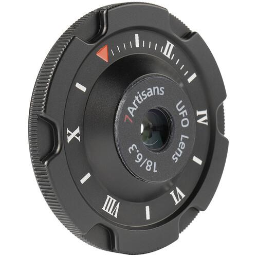 7artisans Photoelectric 18mm f/6.3 UFO Lens for Sony E