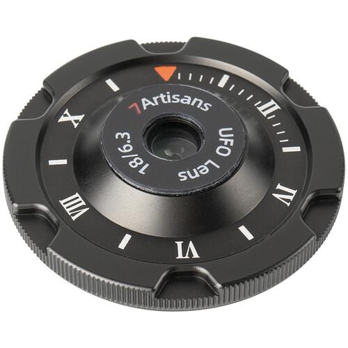 7artisans Photoelectric 18mm f/6.3 UFO Lens for Canon EF-M