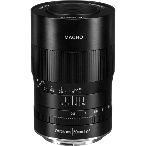 7artisans Photoelectric 60mm f/2.8 Macro Lens for Canon RF