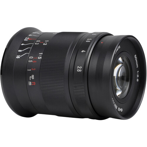7artisans Photoelectric 60mm f/2.8 Macro Mark II for Canon EF-M