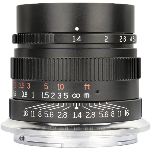 7artisans Photoelectric 35mm f/1.4 Lens for Nikon Z