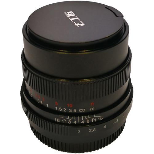 7artisans Photoelectric 35mm f/2 Lens for Fujifilm X