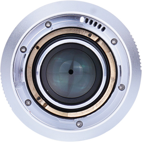 7artisans Photoelectric 50mm f/1.1 Lens for Leica L (Silver)