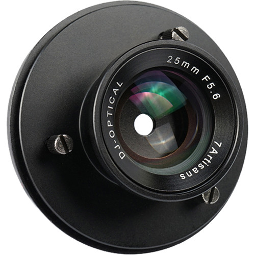 7artisans Photoelectric 25mm f/5.6 Unmanned Aerial Vehicle Lens (E-Mount, APS-C)