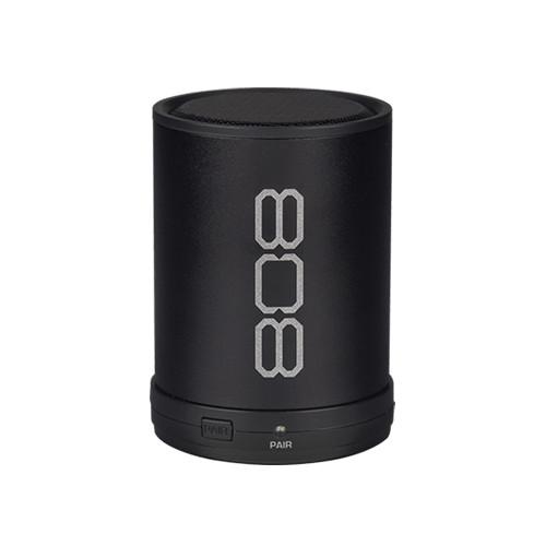 808 Audio Canz Bluetooth Wireless Speaker (Black)