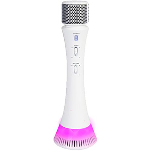 808 Audio Singsation Solo Handheld Karaoke System with Wireless Speaker