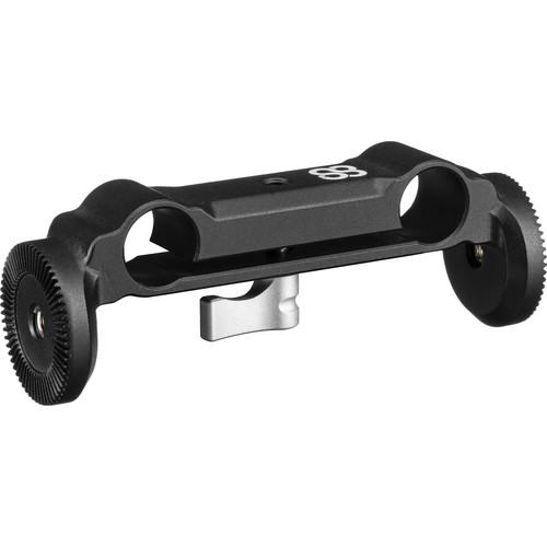 8Sinn 15mm Rod Clamp with ARRI-Style Rosettes