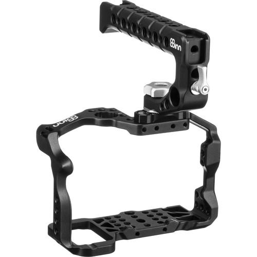 8Sinn Cage + Top Handle Scorpio for Sony a7R IV