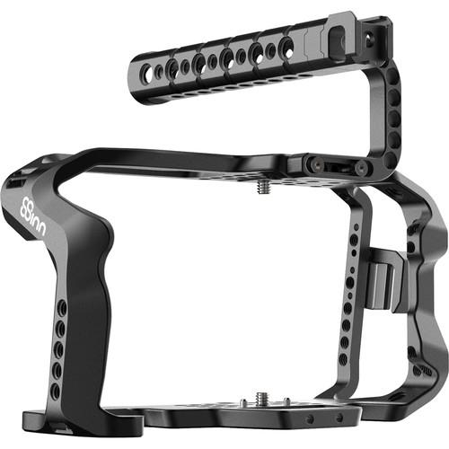 8Sinn Cage for Blackmagic Design Pocket Cinema Camera 4K with Top Handle Basic