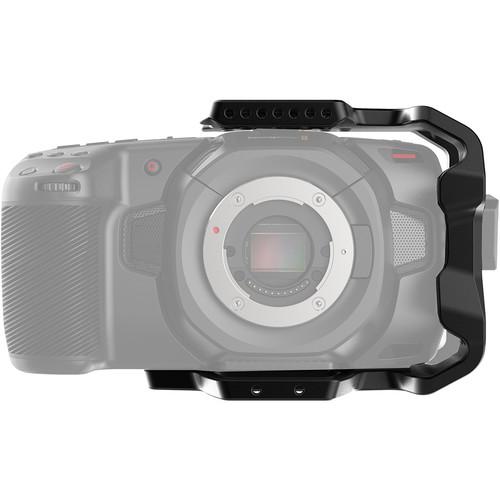 8Sinn Half Cage for Blackmagic Pocket Cinema Camera 4K/6K