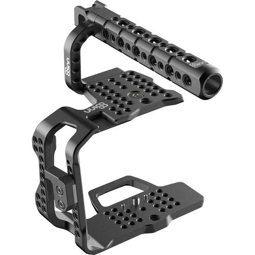 8Sinn Half Cage for Blackmagic Design Pocket Cinema Camera 4K with Top Handle Basic