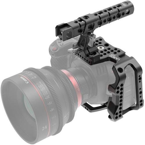 8Sinn Half Cage with Top Handle Pro Kit for Pocket Cinema Camera 4K/6K