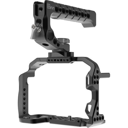 8Sinn Nikon Z6/Z7 Cage + Top Handle Scorpio