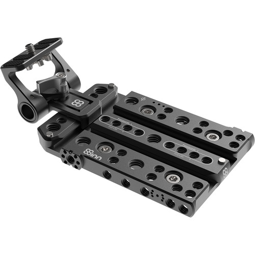 8Sinn Top Plate with Monitor Holder for Panasonic EVA1