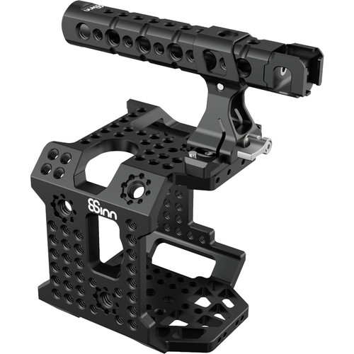 8Sinn Cage Kit with Pro Top Handle for Z CAM E2-S6/F6/F8