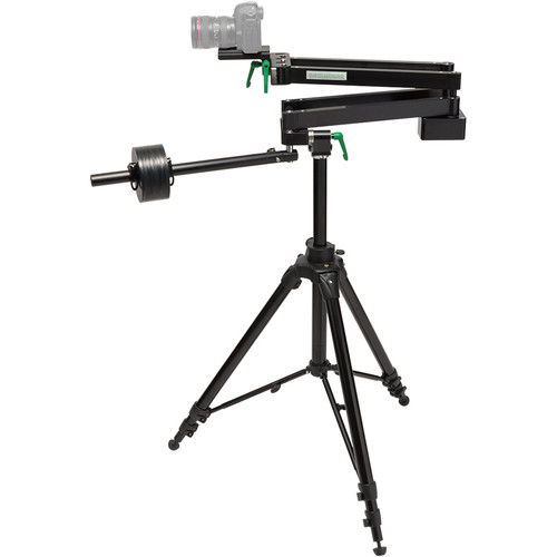 9.SOLUTIONS C-Pan Arm With Deluxe Tripod