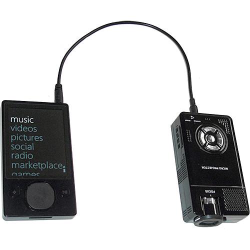 AAXA Technologies Microsoft Zune A/V Cable