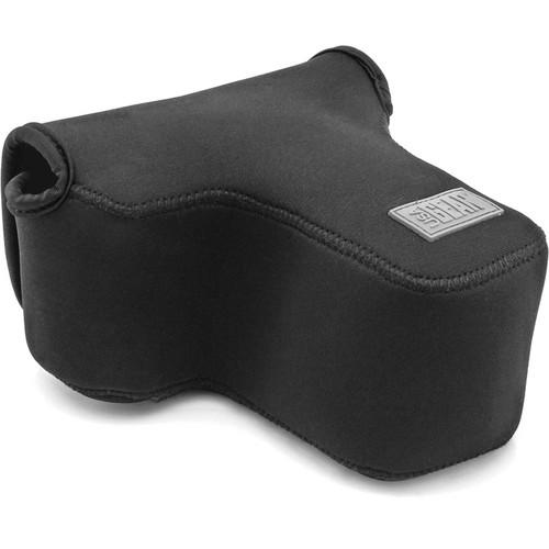 Accessory Power Professional Series USA Gear DSLR Neoprene FlexSleeve (Black)
