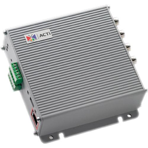 ACTi ACD-2000QT 4-Channel MPEG-4 Quad Video Encoder