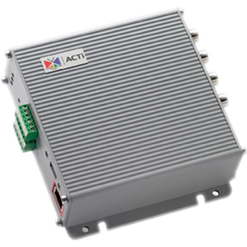 ACTi ACD-2000Q Video Encoder (4-Channel)