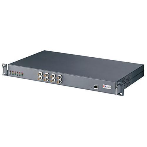 ACTi ACD-2300 1U Rackmount 8-Channel Video Server w/2-Way Audio
