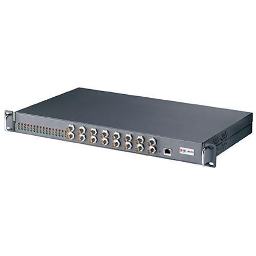 ACTi ACD-2400 1U Rackmount 16-Channel Video Server w/2-Way Audio