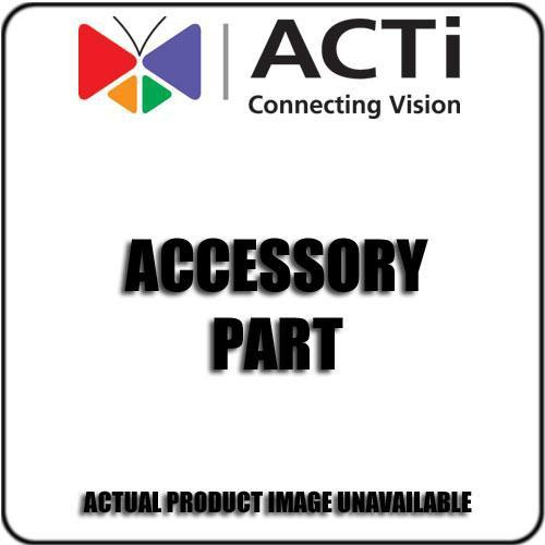 ACTi D77H05-WPTB  Thin Pole Mount for ACTi cameras (Mounted Bracket)