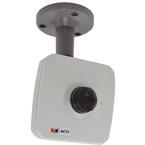 ACTi 1MP Cube Camera with 4.2mm Fixed Lens