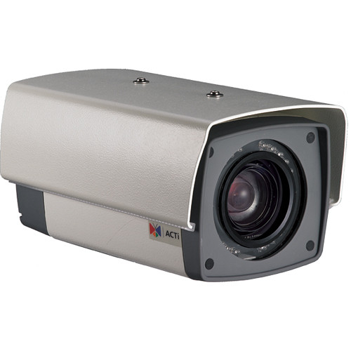 ACTi 4 MP IP IR Day/Night Outdoor Box Camera with ExDR