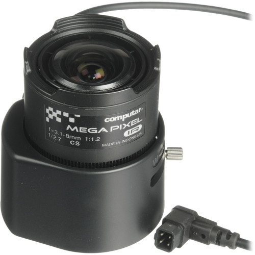 ACTi PLEN-0212 IR-compatible Lens (3.1-8mm)