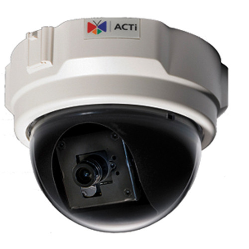 ACTi TCM-3111 H.264 1.3 Megapixel IP Fixed Dome Camera (PoE)