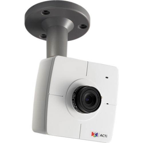 ACTi TCM-4511 H.264 Megapixel IP PoE Cube Camera