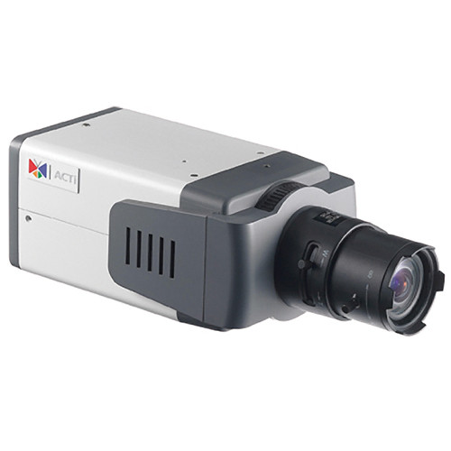 ACTi TCM-5311 H.264 Megapixel IP D/N Outdoor PoE CCD Box Camera
