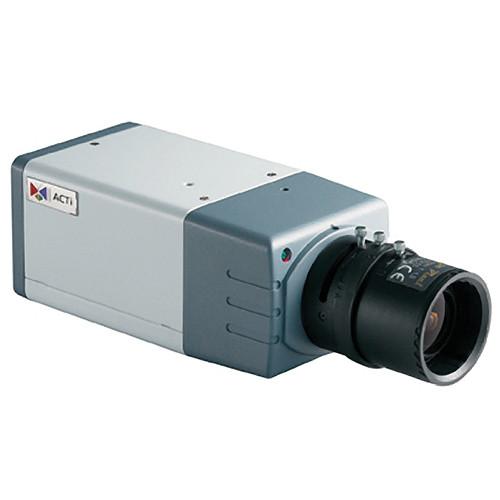 ACTi TCM-5601 H.264 Megapixel IP PoE Box Camera